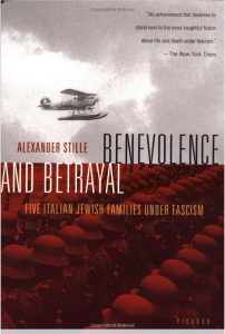 Benevolence and Betrayal cover